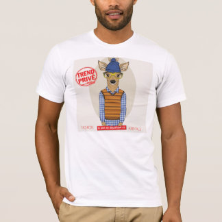 "TPM ""Fashion is just as important as animals"" T-Shirt"