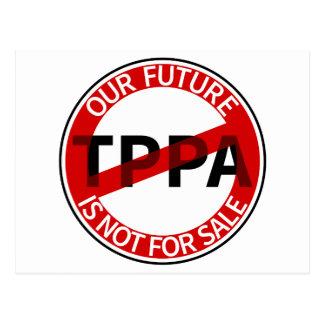 TPPA POSTCARD
