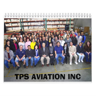 TPS AVIATION INC WALL CALENDARS