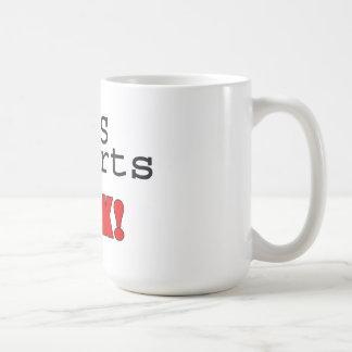 TPS Reports Rock! Coffee Mug