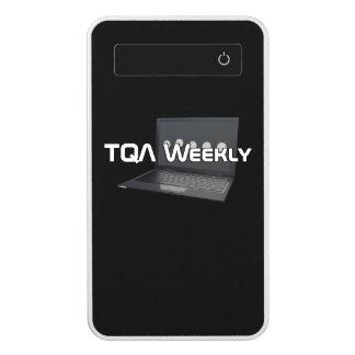 TQA Weekly 4000mah PowerBank