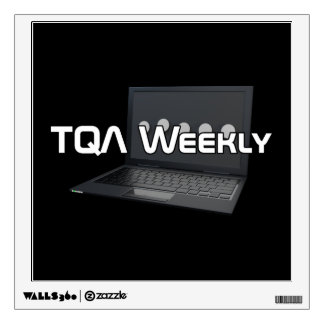 TQA Weekly Wall Decal