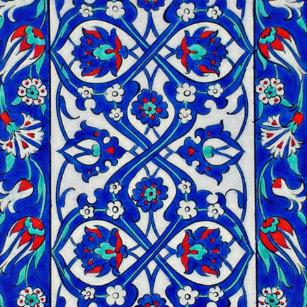 Tr019 Turkish Reproduction Ceramic Tile