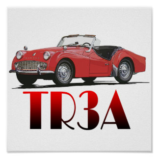 TR3A POSTER