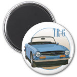 TR6 MAGNETS