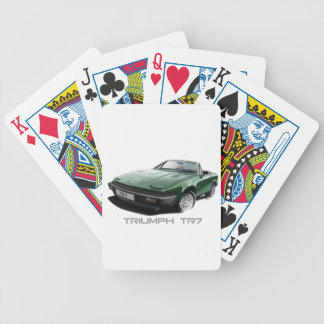 TR7 BICYCLE PLAYING CARDS
