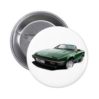 TR7 convertible Pinback Buttons
