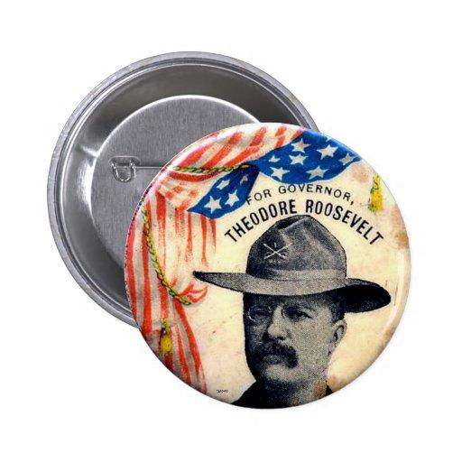 TR for Governor - Button