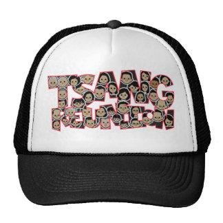 TR Letters Trucker Hat
