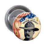 TR para el gobernador - botón Pin Redondo De 2 Pulgadas