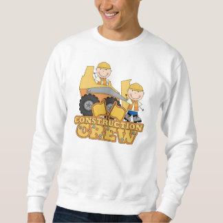 Trabajador de construcción suéter