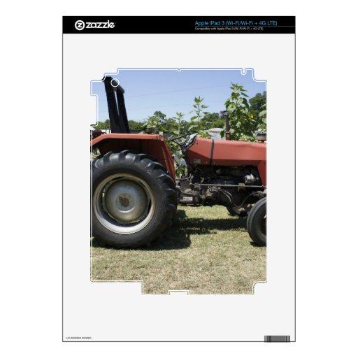 Trabajador de granja pegatinas skins para iPad 3