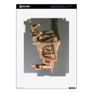 Trabajador, de la tumba de princesa Nefertiabet, O Pegatinas Skins Para iPad 3