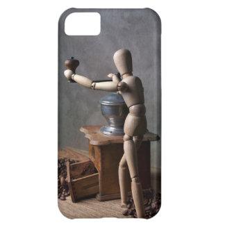 Trabajador del café funda iPhone 5C