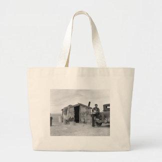 Trabajador mexicano migratorio: 1937 bolsas de mano