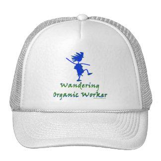 Trabajador orgánico que vaga (ALTAVOZ DE GRAVES) Gorras
