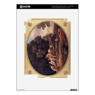 Trabajadores, 1781 (esmalte en earthe de la gallet iPad 3 pegatinas skins