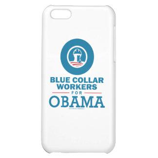 Trabajadores de cuello azul para Obama
