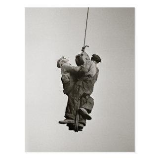 Trabajadores levantados por Crane 1935