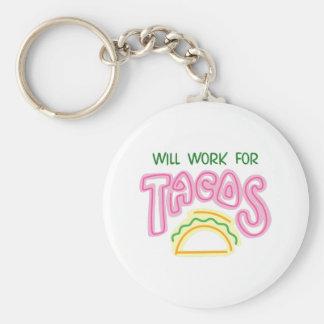 Trabajará para el Tacos Llaveros
