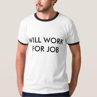 """""""Trabajará para la camiseta de los hombres del Remeras"""