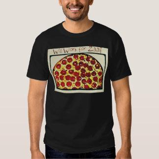 Trabajará para la pizza playera