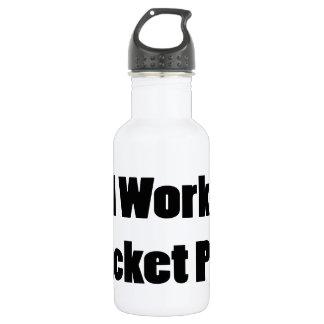 Trabajará para las piezas Tbucket de Tbucket por Botella De Agua
