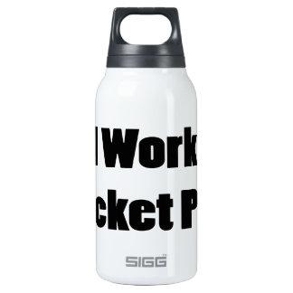 Trabajará para las piezas Tbucket de Tbucket por Botella Isotérmica De Agua