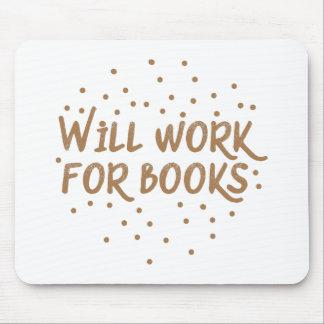 trabajará para los libros tapetes de ratones