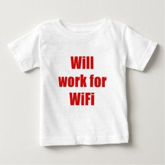 Trabajará para WIfi Playera