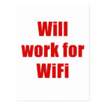 Trabajará para WIfi Postal