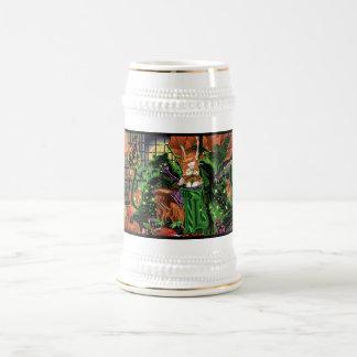 Trabaje a su Stein mágico interno Jarra De Cerveza