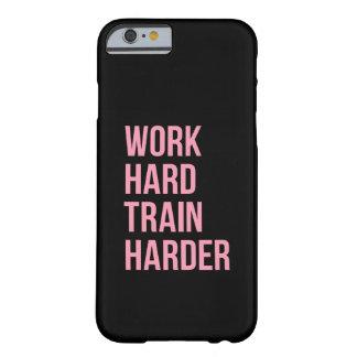 Trabaje el caso de motivación del iPhone 6 de la Funda De iPhone 6 Barely There
