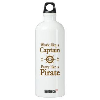 Trabajo como un capitán Party Like A Pirate