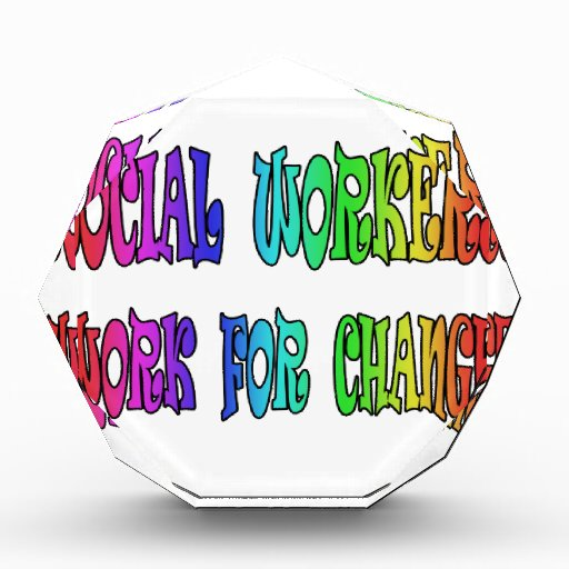 Trabajo de los asistentes sociales para el cambio