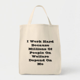 Trabajo difícilmente bolsas