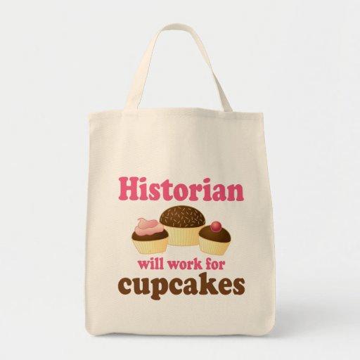 Trabajo divertido para el historiador de las magda bolsas de mano