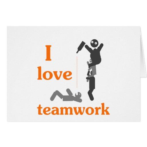 Trabajo en equipo 2 - De motivación Felicitacion
