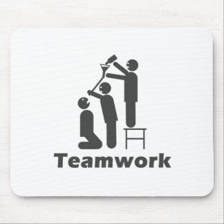 Trabajo en equipo Mousepad