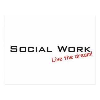 Trabajo ideal social postal