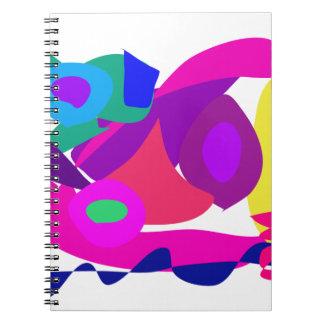 Trabajo Libro De Apuntes Con Espiral
