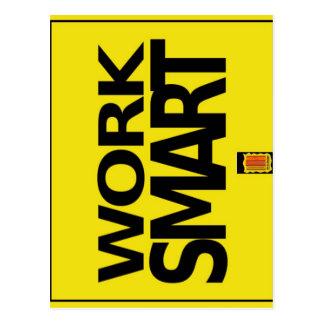 ¡Trabajo Smart! Postales