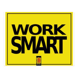 ¡Trabajo Smart! Postal