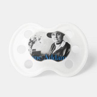 Trabajo social: Jane Addams corrió un casco de una Chupetes Para Bebes
