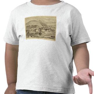 Trabajos de Central Glass Company en Virginia Camiseta