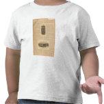Trabajos de cobre amarillo del Scovill Camisetas