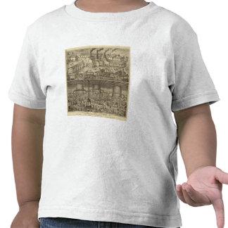 Trabajos de cristal de JH Hobbs y Brockunier Camiseta