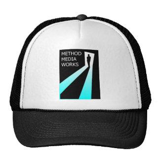 Trabajos de los medios del método gorras