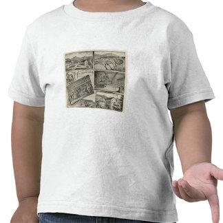 Trabajos de Scythestone, Pike que fabrica el Co Camiseta