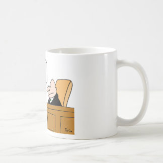 trabajos del juez del psicópata creados tazas de café